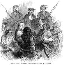 the french revolution in the popular imagination a tale of two cities three illustrations by john mclenan of dickens s a tale of two cities a you are a cursed emigrant cried a farrier b but such awful workers