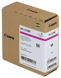 <b>Картридж CANON PFI-310 M</b> пурпурный 330 мл (2361C001 ...