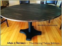 black chalk milk paint dining table dream table wood dining table table