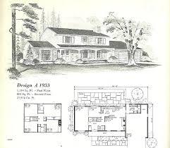 antique farmhouse plan house plans
