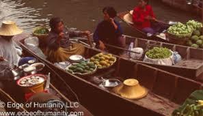 spicy thai food starts here edge of humanity magazine damnoen saduak floating market thailand photo essay