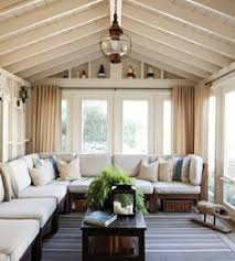 sunroom lighting. Beachy Sunroom Photo Gallery: Beautiful Sunrooms House \u0026 Home Janet Kimber Lighting U