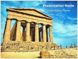 Greek Templates Ancient Civilizations Powerpoint Templates Greek Powerpoint Template