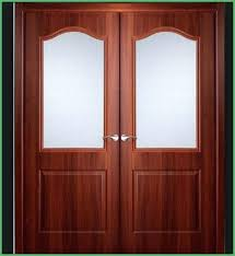 interior wood doors with glass interior wood door with frosted glass panel interior wood door with