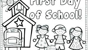 back to school coloring pages for preschool pre back to school coloring pages preschool