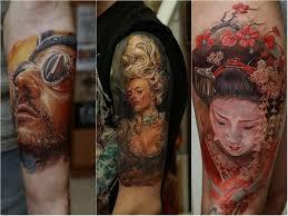 супер татуировки мастера дмитрия самохина новости в фотографиях