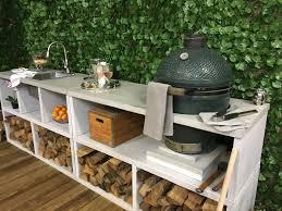 Modern Outdoor Kitchen By Cubic Kitchen Concepts Cubic Kitchen - Modern outdoor kitchens