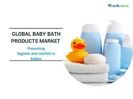 Top 3 Trends in the Baby Bath Products Market