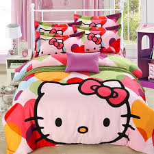 love heart duvet cover polka dot bed cover o kitty comforter sets cotton bed sheets housse