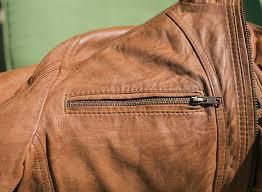 black rivet mens vintage leather moto jacket