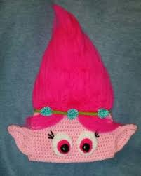 Trolls Crochet Hat Pattern New Free Poppy Troll Hat Crochet Pattern Crochet Top It Off