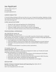 Cscareerquestions Modern Resume Template Android Developer Resume Example And Writing Tips