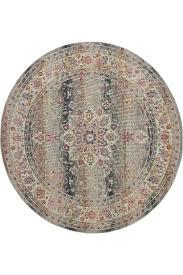 vintage keshan vka01 grey round