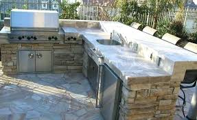 the best outdoor grill island plans with photos and descriptions inside ideas plan 0 designs kitchen built in