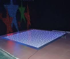 Us 6720 0 16x16 Ft White Rgb Dmx Stage Lighting Led Dance Floor Portable Led Wedding Floor Starlight Disco Dance Floor In Stage Lighting Effect From
