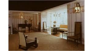 Exam  Interior Design  With Diane At Iowa State University - Hill house interior