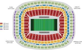 Titans Stadium Seating Chart Nrg Stadium Seating Chart