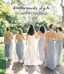summer bridesmaids dresses
