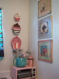 Cupcake Kitchen Accessories Decor Cool Cupcake Kitchen Decorations Bluecreekmalta