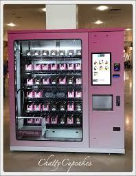 Magex Vending Machine Gorgeous Alps Kiosks Automated Cupcake Machine For ChattyCupcakes Alps Kiosks