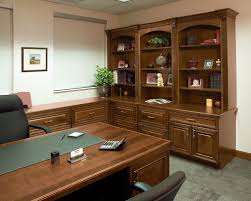 home office design gallery. Exellent Gallery A Traditional Style Office Arrangement Intended Home Design Gallery T