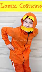 easy diy lorax costume jpg