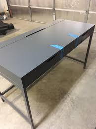 found this 130 ikea desk for only 15 at goodwill the other day