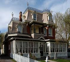 images about widows walk fencing on Pinterest   Widow    s walk       images about widows walk fencing on Pinterest   Widow    s walk  Mansard roof and Victorian houses