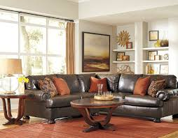 balinder vintage casual medium brown 3pc rect round coffee table set the classy home