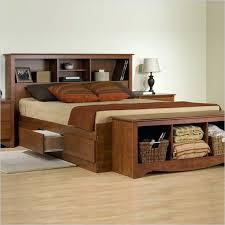 Platform Bed With Storage Full Bed Frames Full Size Platform With ...