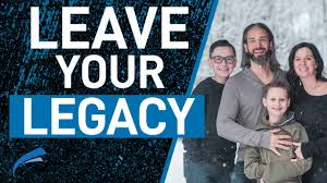 Leave Your Legacy / Garrett & Carrie Gunderson - YouTube