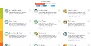 Web Design Checklist 12 Great Design Tools Websites For Ui Ux Designers