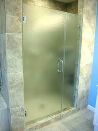 frosted shower glass frosted shower glass frosted glass shower doors bypass shower door in chrome with frosted shower glass