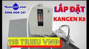 Kangen Leveluk K8 Enagic - Hướng dẫn cách lắp đặt, sử dụng - Máy lọc nước  Ion Kiềm 118 triệu ????? - YouTube