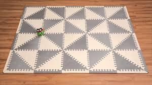 skip hop playspot geo foam floor tiles foam floor tiles55