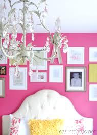 Pink Colors For Bedroom Big Girl Bedroom Reveal Jenna Burger