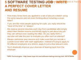 software tester cover letter detroit qa tester cover letter