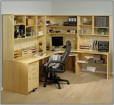 Office Desk Units Delighful Home Office Corner Desk C Inside Ideas