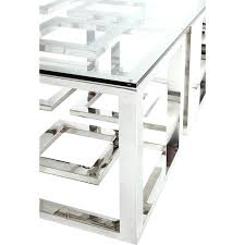 silver and glass coffee table medium size of end glass coffee table luxury coffee table mercer silver and glass coffee table