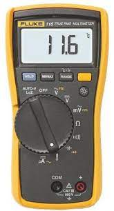 fluke 116 hvac r multimeter with