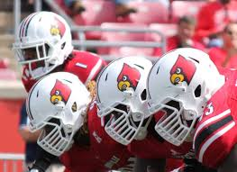 The First Official Louisville Football Depth Chart Of The
