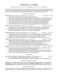 Remarkable Hobby Examples For Resume About 100 Mba Resume