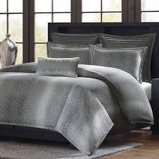 silver comforter set king bedding black sets duvet covers 10