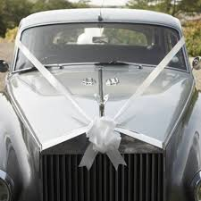 Wedding Car Decorations Accessories Wedding Car Ribbon Decorations Party Parade Includes Ribbon 18