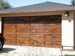 diy faux wood garage doors. Faux Wood Garage Doors Paint Diy