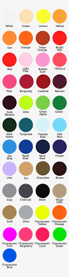 Siser Easyweed Htv Color Chart Sign Vinyl Color Chart Free Transparent Png Download Pngkey