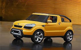 Kia Soul'ster Awarded 2009 Concept Truck of the Year - PickupTrucks ...