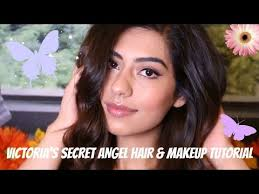 victoria s secret angel makeup hair tutorial 2016 free tanya nandykazi velvet petals