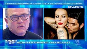 MICHELE FAVOLOSO, PADRE DI LUIGI/