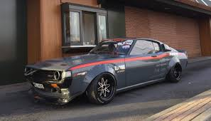 For Sale: 1977 Toyota Celica with a SR20DET Inline-Four – Engine ...